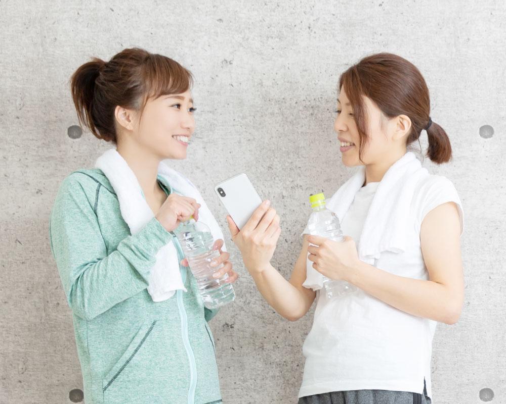 30代からはじめる運動習慣を短期集中で身に付けませんか?